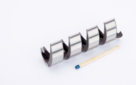 Macro Waterjet Rotating axis
